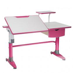 Парта с ящиком Ballare Pink FunDesk