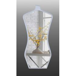 Зеркало на основе ЛДСП Art-com ZR3 Белый
