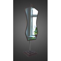 Зеркало напольное на основе ЛДСП Art-com N3 Венге