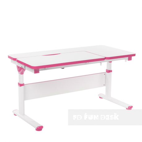 Комплект парта и стул Creare Pink FunDesk