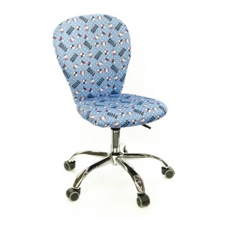 Кресло Джокей CH PR голубой А-класс