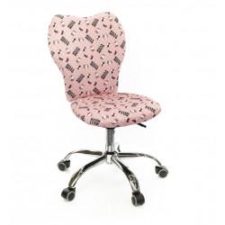 Кресло Джокей CH PR розовый А-класс