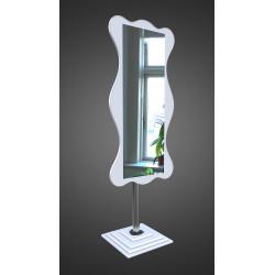 Зеркало напольное на основе ЛДСП Art-com N4 Белый