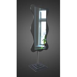 Зеркало напольное на основе ЛДСП Art-com N4 Черный
