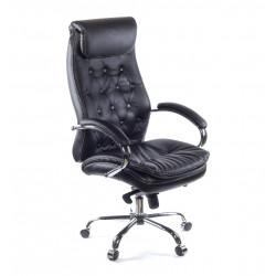 Кресло Лацио CH MB черный А-класс
