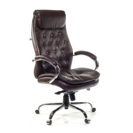 Кресло Лацио CH MB коричневый А-класс