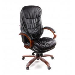 Кресло Валенсия Soft EX MB черный А-класс