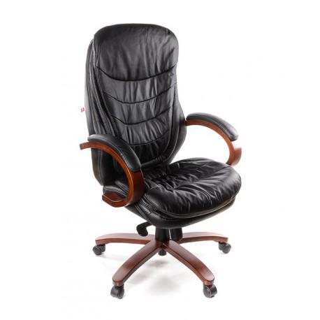 Кресло Валенсия Soft EX MB коричневый А-класс