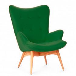 Кресло Флорино зеленый Группа СДМ