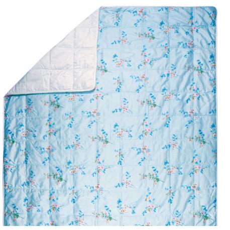 Одеяло Billerbeck Лагуна легкое Голубой