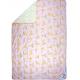 Одеяло Billerbeck Лагуна легкое Розовый