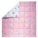 Одеяло Billerbeck Люкс легкое Розовый