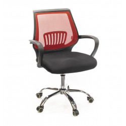 Кресло Ларк CH PR красный А-класс