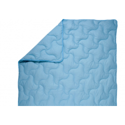 Одеяло Billerbeck Наталия облегченное Голубое