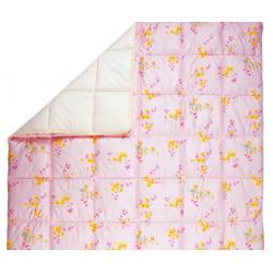 Одеяло Billerbeck Фаворит облегченное Розовый