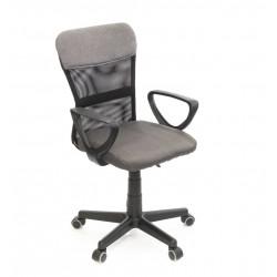 Кресло Тезия PL PR красный А-класс