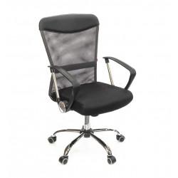 Кресло Ирвин CH TILT черный/серый А-класс