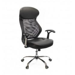 Кресло Терция CH TILT черная А-класс