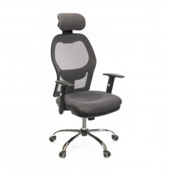 Кресло Сиона CH SR(L) серый А-класс