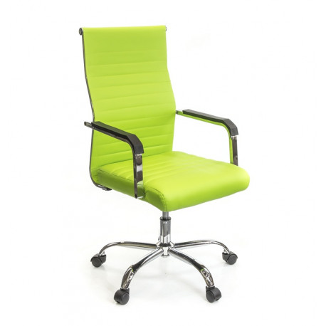 Кресло Кап FX СН TILT лайм А-класс