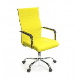 Кресло Кап FX СН TILT желтый А-класс