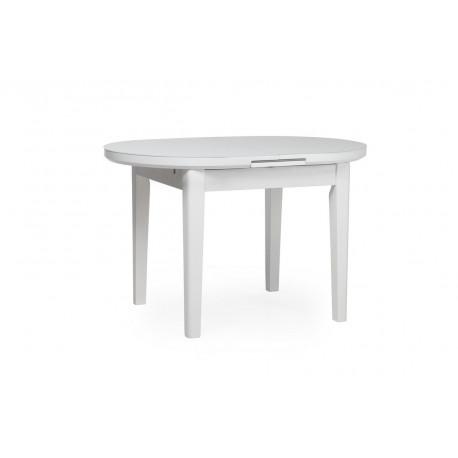 Стол TM-75 белый Vetro Mebel
