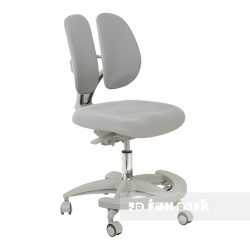 Детское кресло  Primo Grey Fundesk