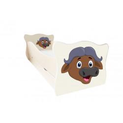 Кровать с ящиком Viorina-Deko Animal 17 Бык