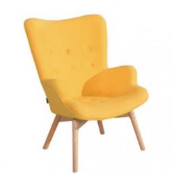 Кресло Флорино желтый Группа СДМ