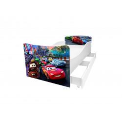 Кровать с ящиком Viorina-Deko Kinder 1