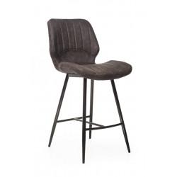 Барный стул Vetro Mebel В-19 Коричневый