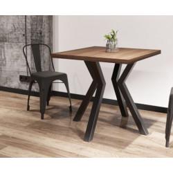 Стол Свен 4 Металл-Дизайн Лофт