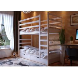 Кровать двухъярусная Эля ЧДК