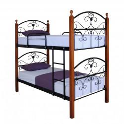Кровать двухъярусная Патриция Вуд Melbi