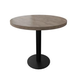 Стол Тренд 2 основа 6 мм Металл-Дизайн Лофт