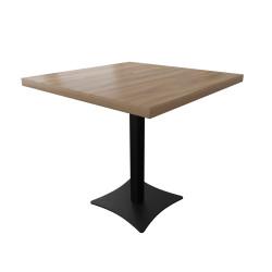 Стол Тренд 3 основа 6 мм Металл-Дизайн Лофт