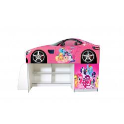Кровать Viorina-Deko Bed Room 4-12 Пони