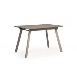 Стол TM-170 (серый) Vetro Mebel