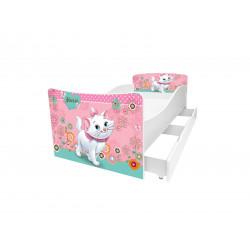 Кровать с ящиком Viorina-Deko Kinder 29 Мари