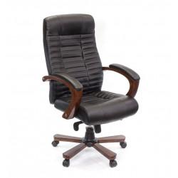 Кресло Атлант EX MB черный А-класс