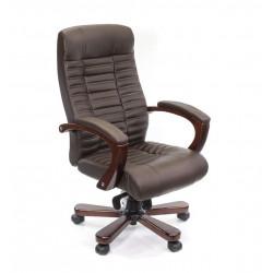 Кресло Атлант EX MB коричневый А-класс