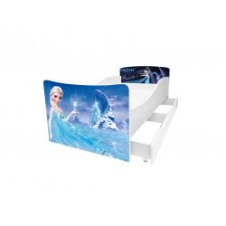 Кровать с ящиком Viorina-Deko Kinder 37 Холодное сердце