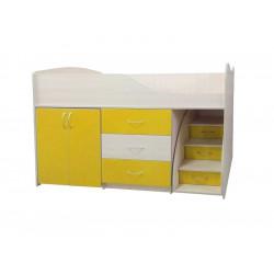 Кровать-комната №5 Viorina-Deko Оранж