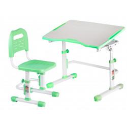 Комплект парта и стул-трансформер Vivo II Green FunDesk