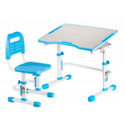 Комплект парта и стул-трансформер Vivo II Blue FunDesk