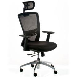 Кресло Dawn AL TILT черный Special4You Technostyle