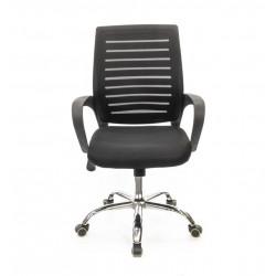 Кресло Фиджи NEW CH TILT черный А-класс