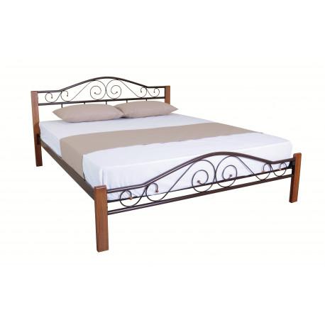 Кровать Элис Люкс Вуд Melbi
