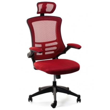 Кресло Ragusa red PL TILT Special4You Technostyle