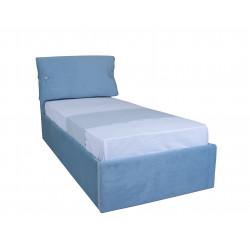 Кровать Мишель односпальная с подъемным механизмом Melbi